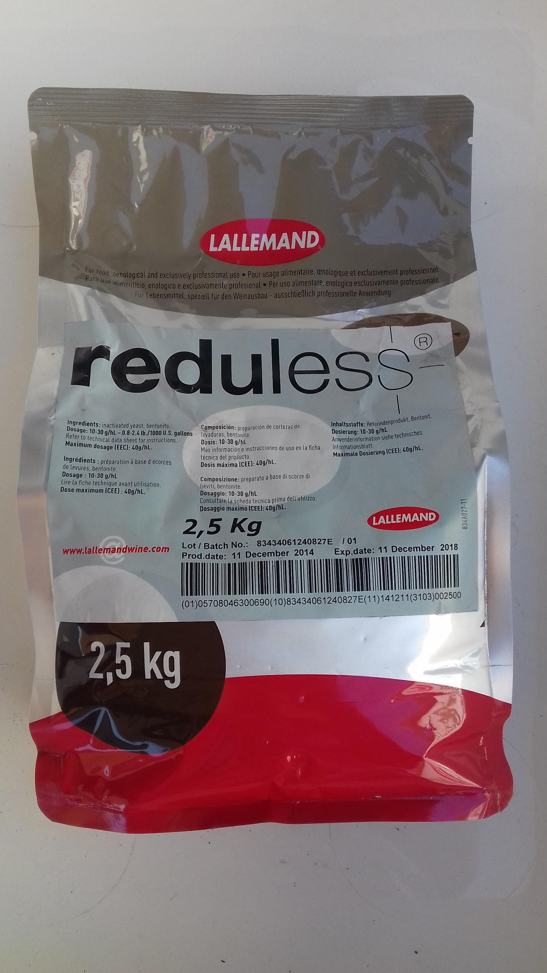 REDULESS 2.5kg