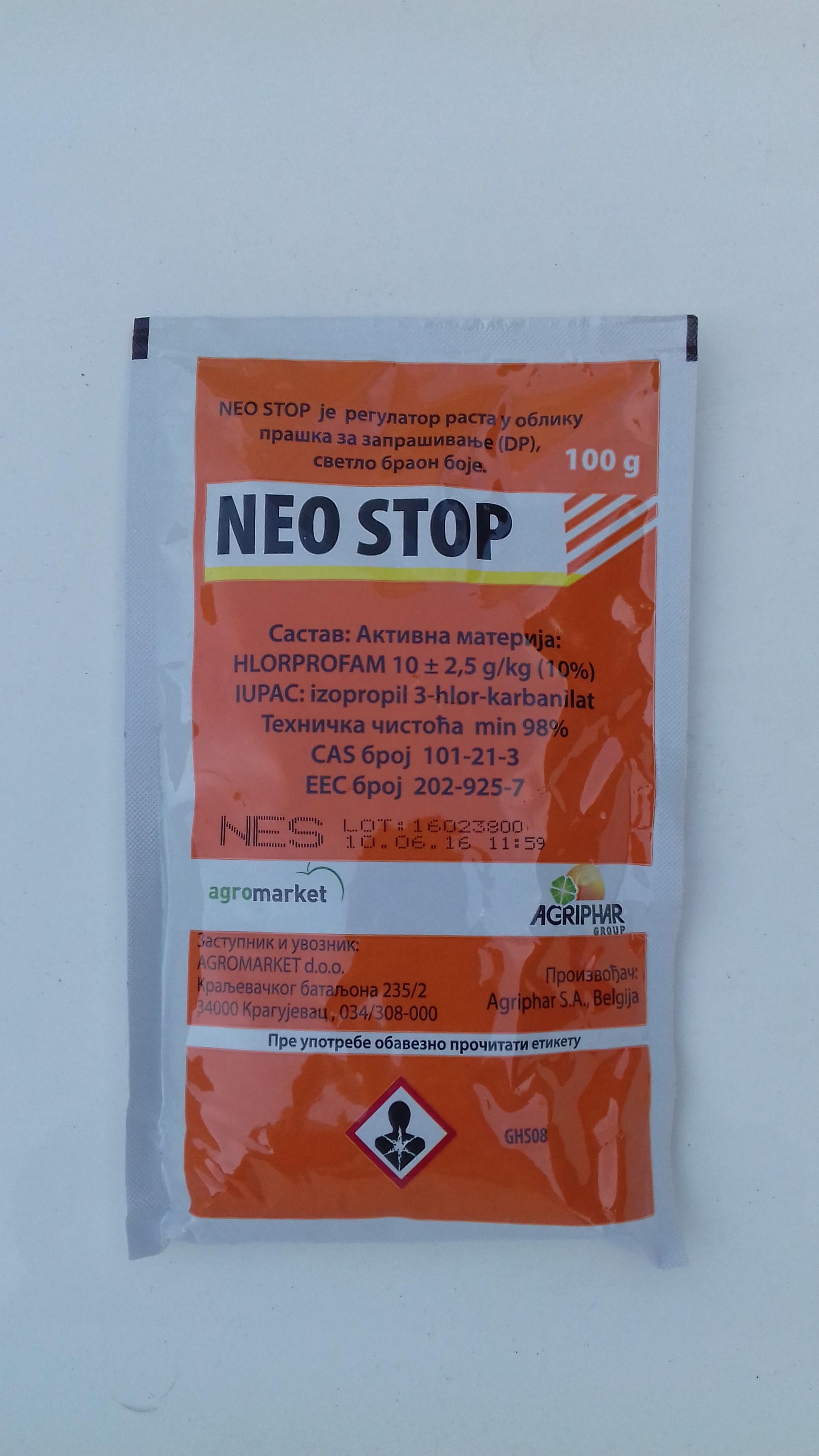 Neo stop 100g