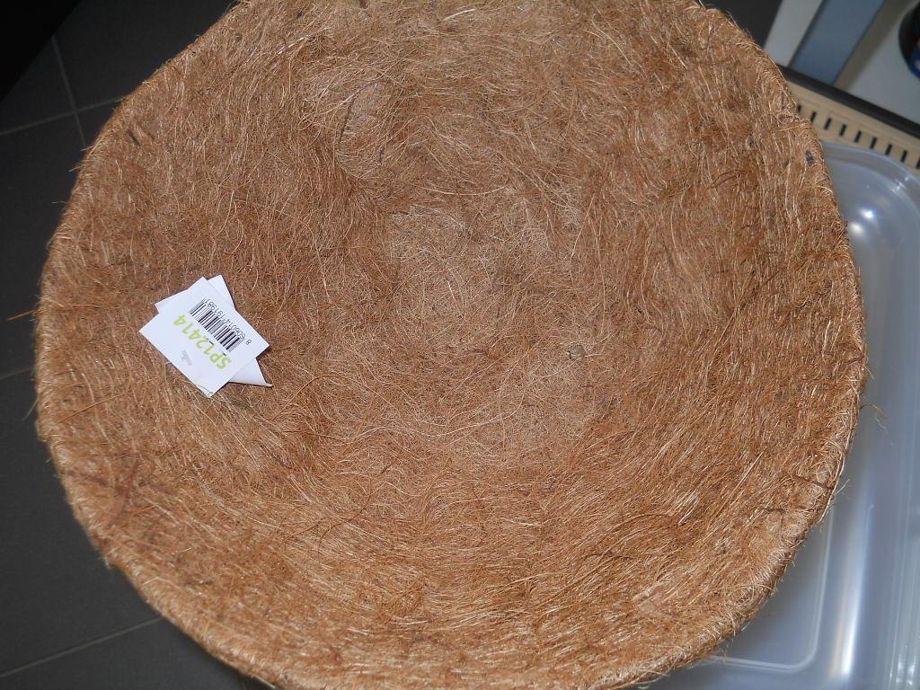 Uložak za  koko saksiju Springer, prečnik 30 cm