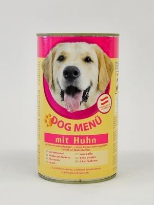 Dog Menu piletina 1240g