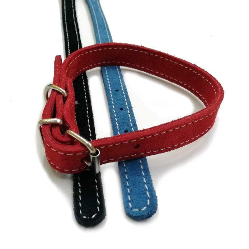Ogrlica od koze 15mm 1