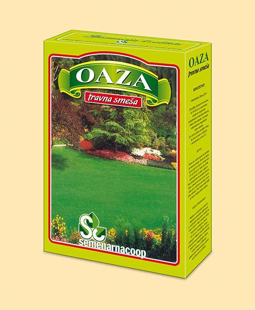 Trava OAZA 0.5kg