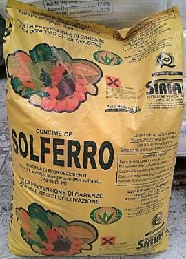 SolFerro 25kg