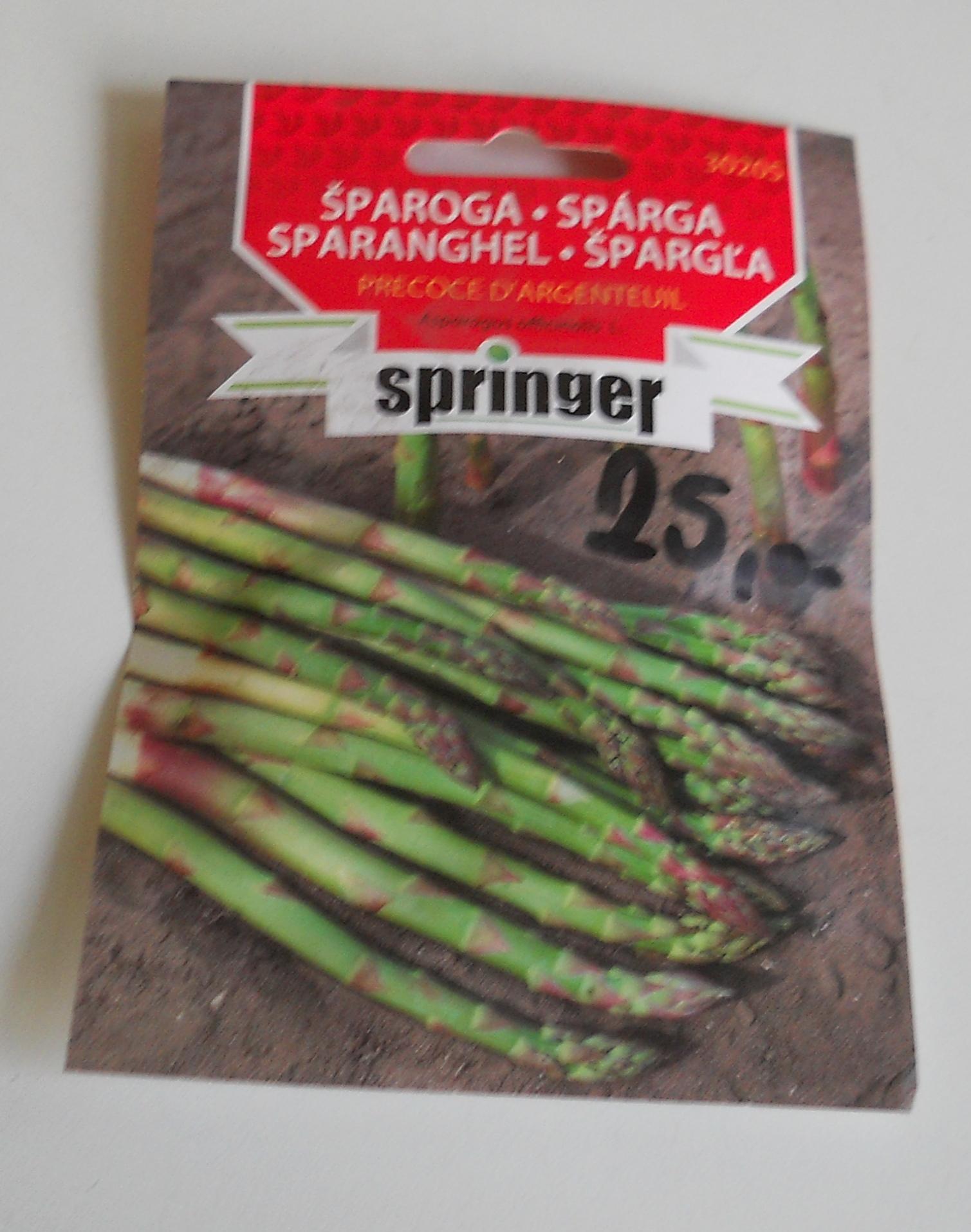 Springer Šparoga 1g