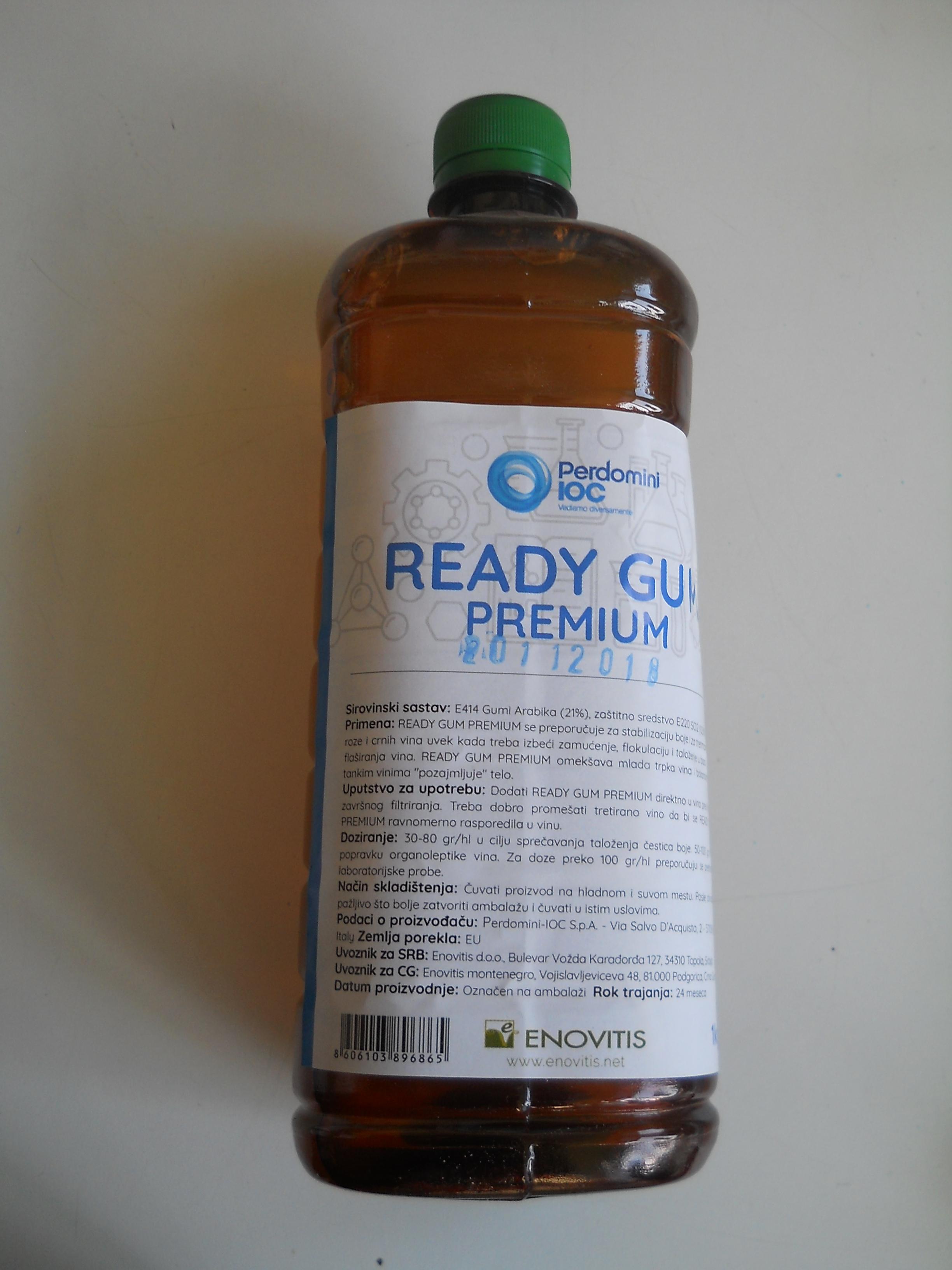 GUMIARABIKA READY GUM PREMIUM