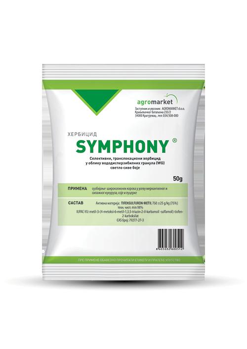 Symphony 10g