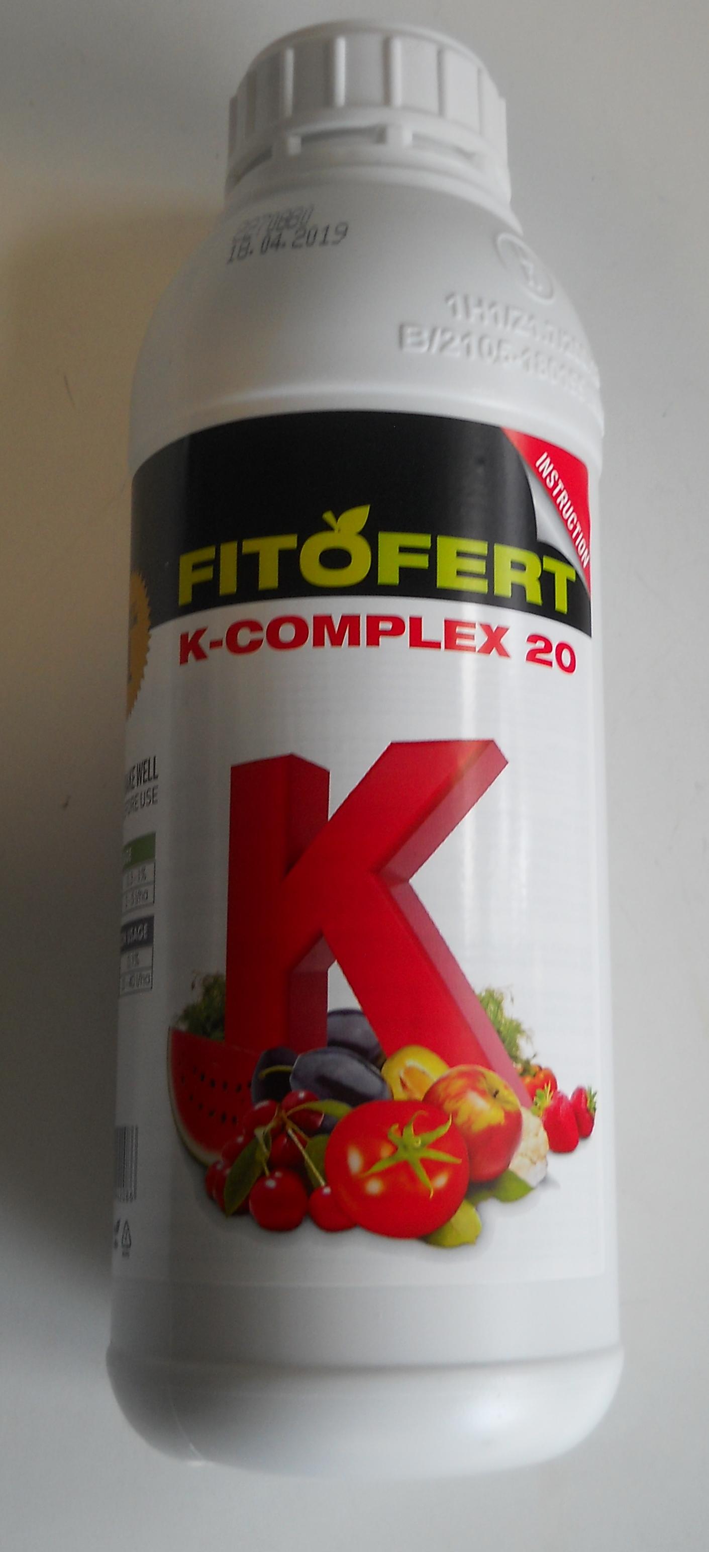 Fitofert K-complex 1l