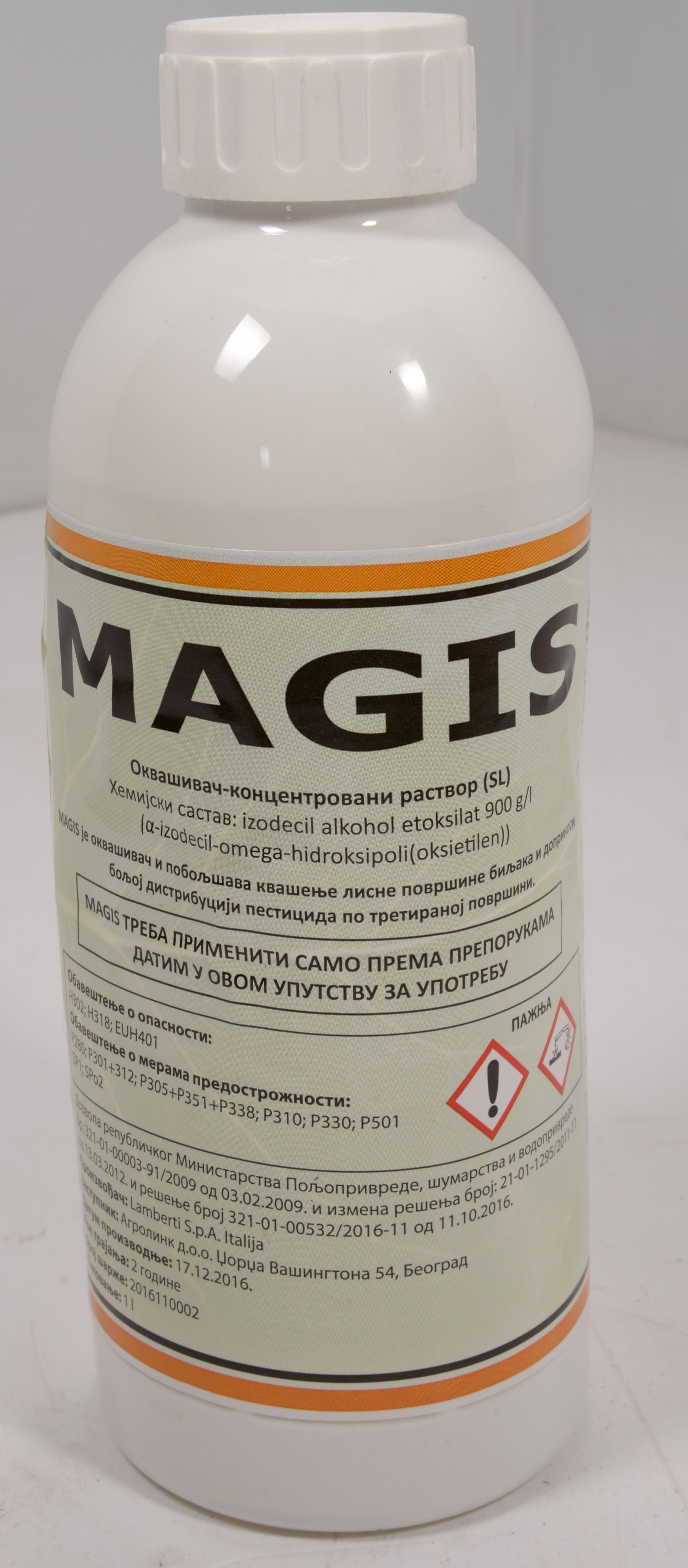 MAGIS 1/1